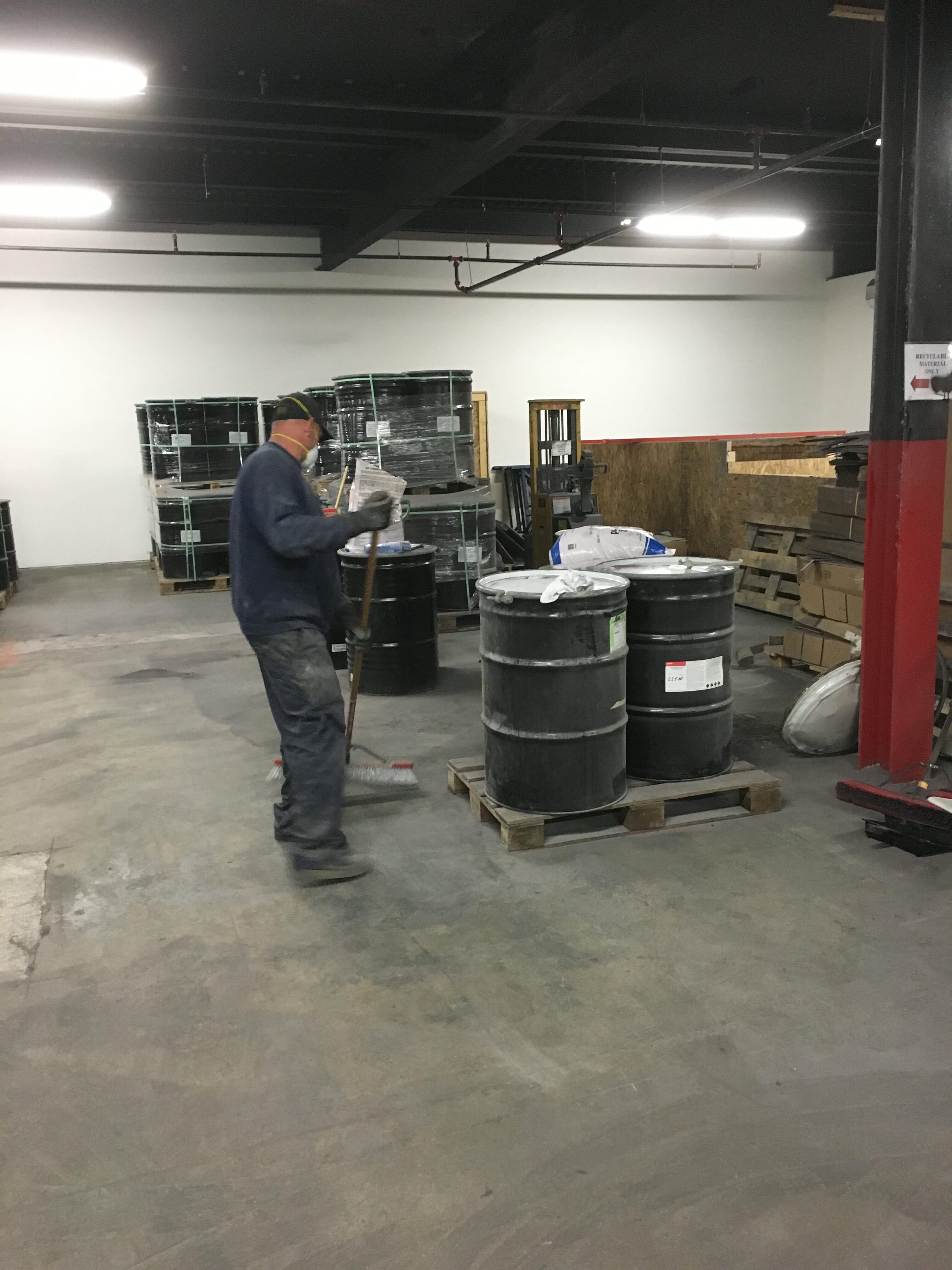 Industrial Warehouse Explosion Long Island Environmental