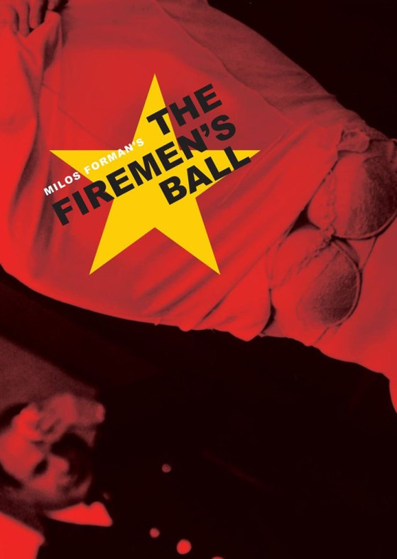The Firemen's Ball with english subtitles