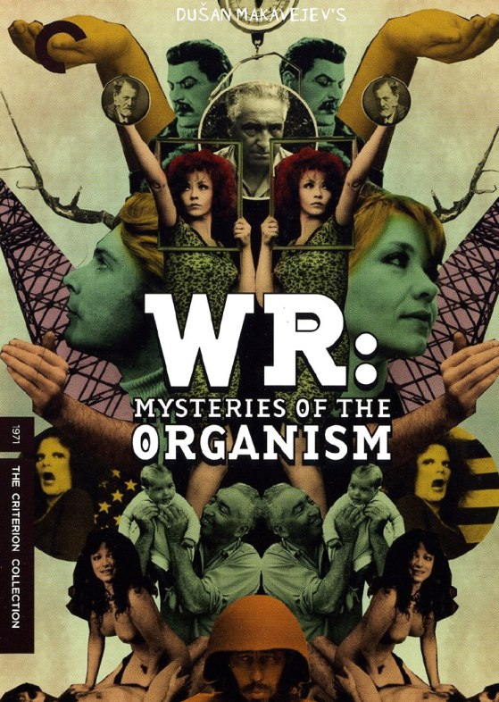 WR: Mysteries of the Organism with english subtitles