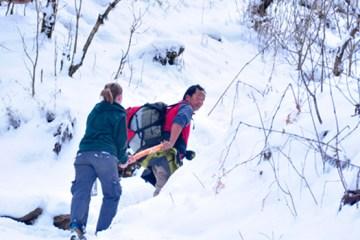 guided trekking in pokhara