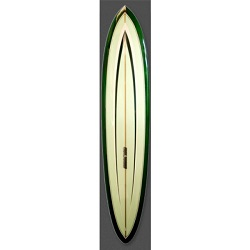 Classic Longboard by Hank Warner - Eastern Lines Surf Shop