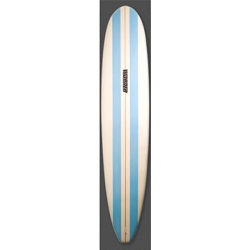 Performance Longboard by Hank Warner - Eastern Lines Surf Shop