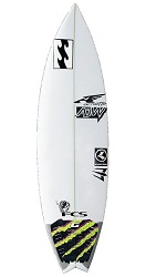 AJW Answer Shortboard