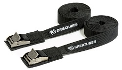 Creatures 9' Tie Downs