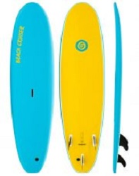 Gnaraloo Beach Cruiser Blue/Yellow