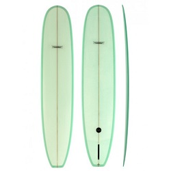 Modern Retro Surfboard