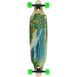 "Sector 9 Bamboo Mini Lookout 37.5"" DT Complete"