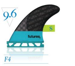 Future Blackstix 3.0 F4 Fins