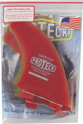 Proteck Super Flex Quad SUP Fins