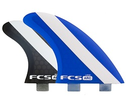 FCS Arc Large Tri Quad