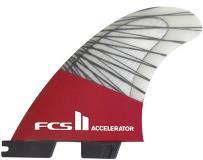 FCS II Accelerator PC Carbon Fins