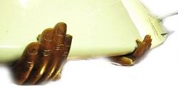 Hands Wooden SUP Racks