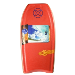 "Custom X X9 43"" Bodyboard"