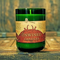 Unwined Crab 12oz Candle