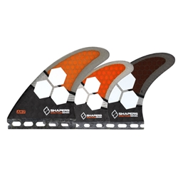 Shapers Series Carbon Spectrum AM2 5 Fin Large