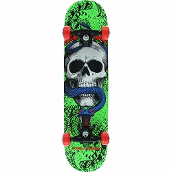 Powell Skull & Snake 7.62x31.625-Green-250