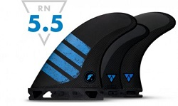 Futures Alpha F6 5 Fin Set