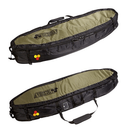 Channel Islands CX4 Travel Quad Bag