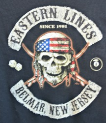 Eastern Lines Sons Black