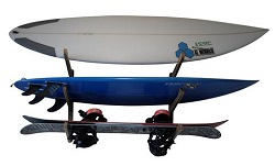 Cor Surfboard Triple Rack