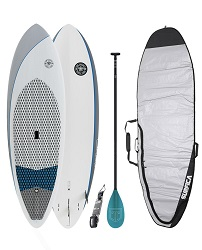 Tom Carroll Loose Leaf SUP Bundle