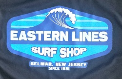 Eastern Lines Block Wave Logo