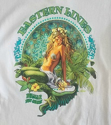 Eastern Lines Mermaid T