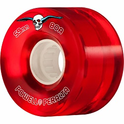 Powell Cruiser 59mm 80a Red