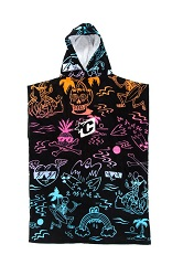 Creatures Grom Surf Poncho-250