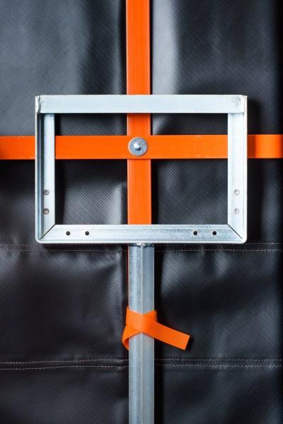 pgs stand, aluminum