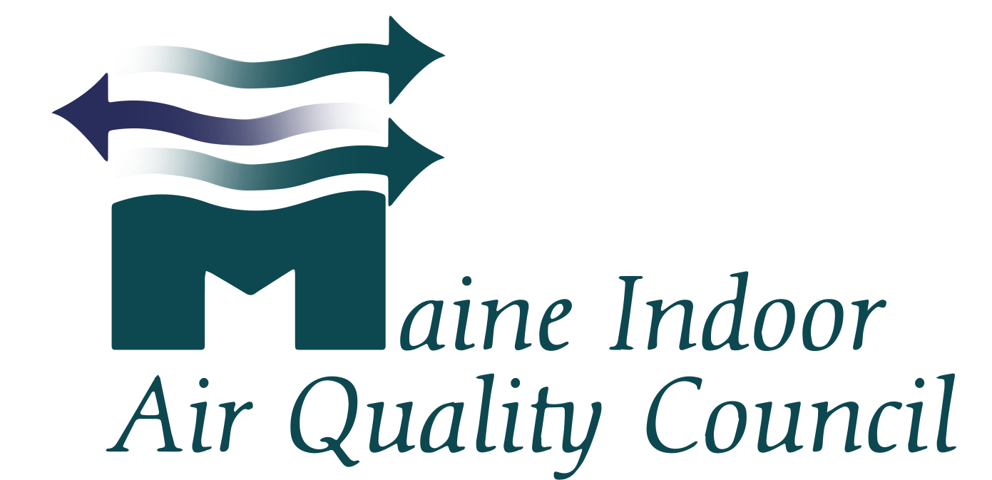 Maine indoor air quality council logo
