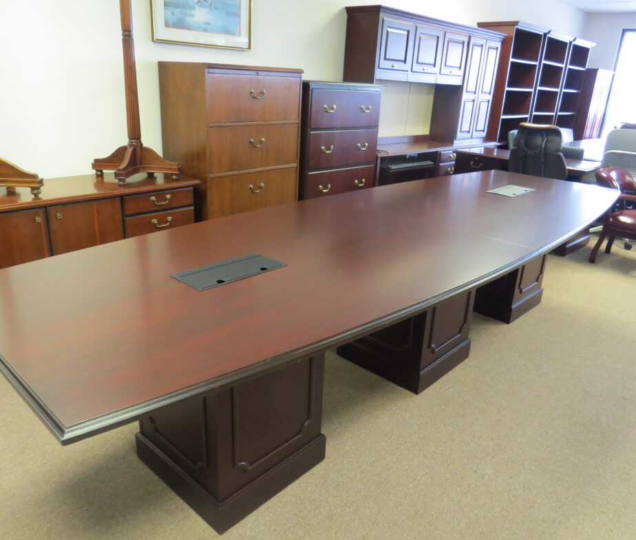 12 Conference Table By Indiana Furniture