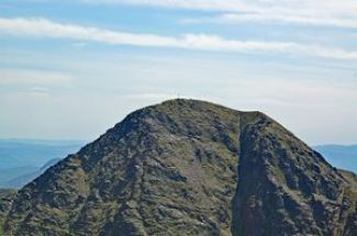 Carrauntoohil, the highest peak in Ireland