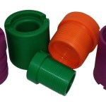 Pipe Sealant head protection against bumps and corrosion protection