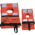 Lalizas SOLAS lifejackets with lights, whistles, reflective