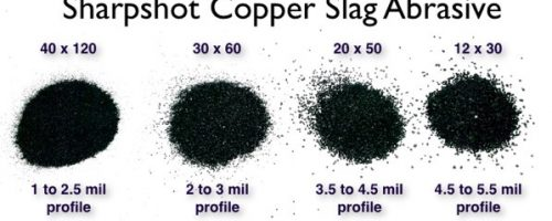 sharpshot-copper-slag
