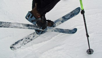 Alpina Discovery Backcountry Skis - Alpina discovery review