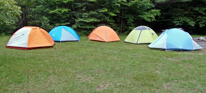 Gear Roundup Mid-Priced Two-Man Tents Review & L.L. Bean Microlight FS 1-Person Tent - EasternSlopes.com