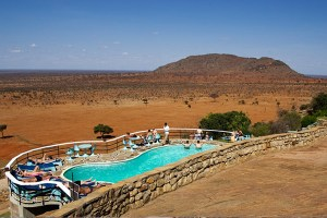Exploration to tsavo east west safari