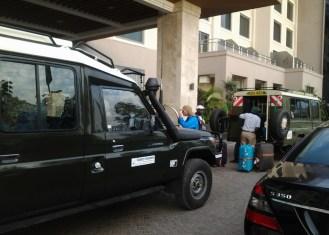 Nairobi Road Safaris - Eastern Vacations