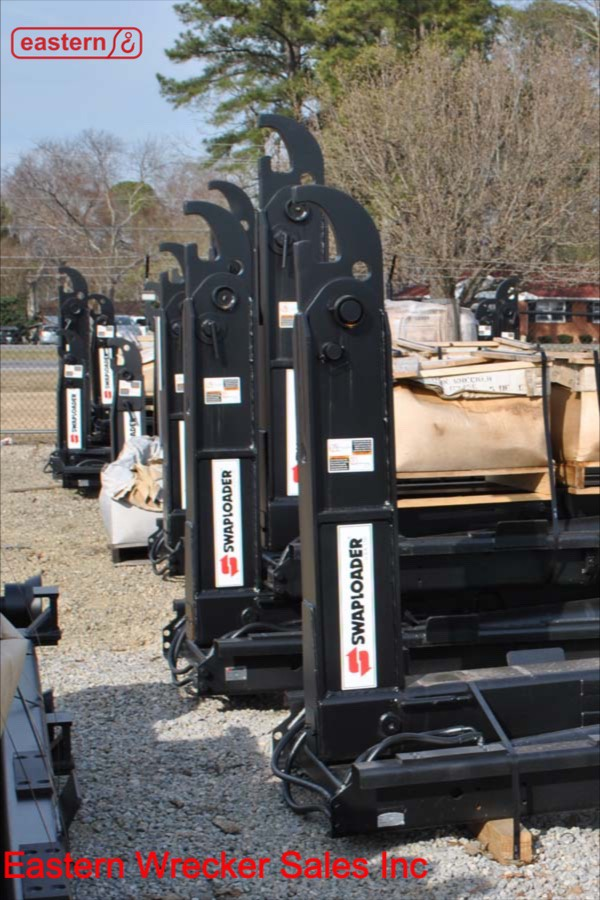 We have SwapLoaders in stock, ready to go -- installed on our chassis, or to go on yours. Please call us at 919-553-4038!