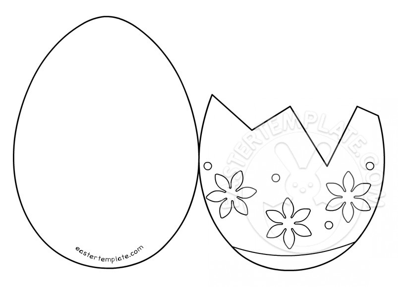 Easter Egg Tulip Pattern
