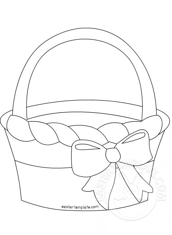 Easter Bunny Template Archivi