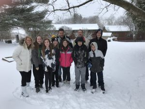 Teen Quest Snow Camp 2020
