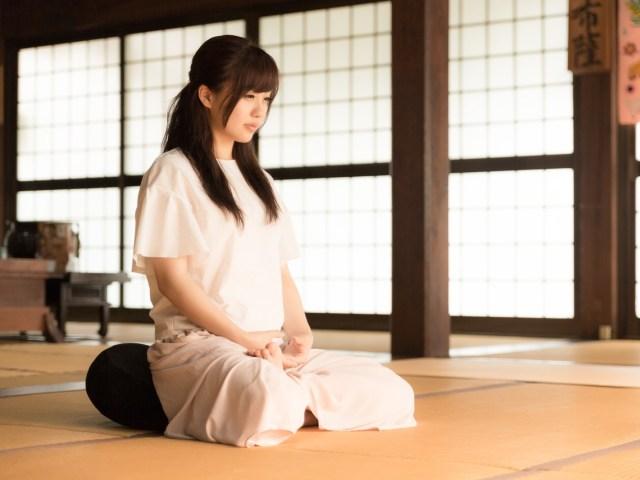 瞑想効果やり方