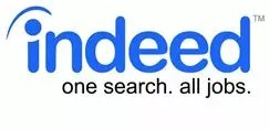indeed job search logo