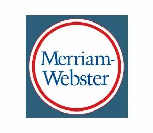 Merriam-Webster dictionaries logo