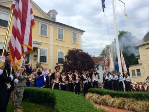 2018 Memorial Day Parade @ Town Hall