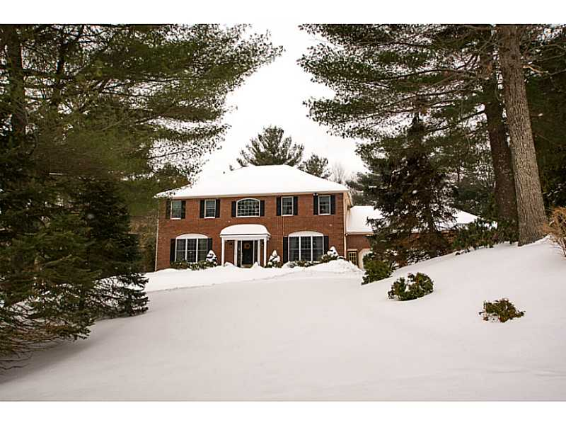 Showcased Home: Custom-Built Colonial at 105 Westfield Drive