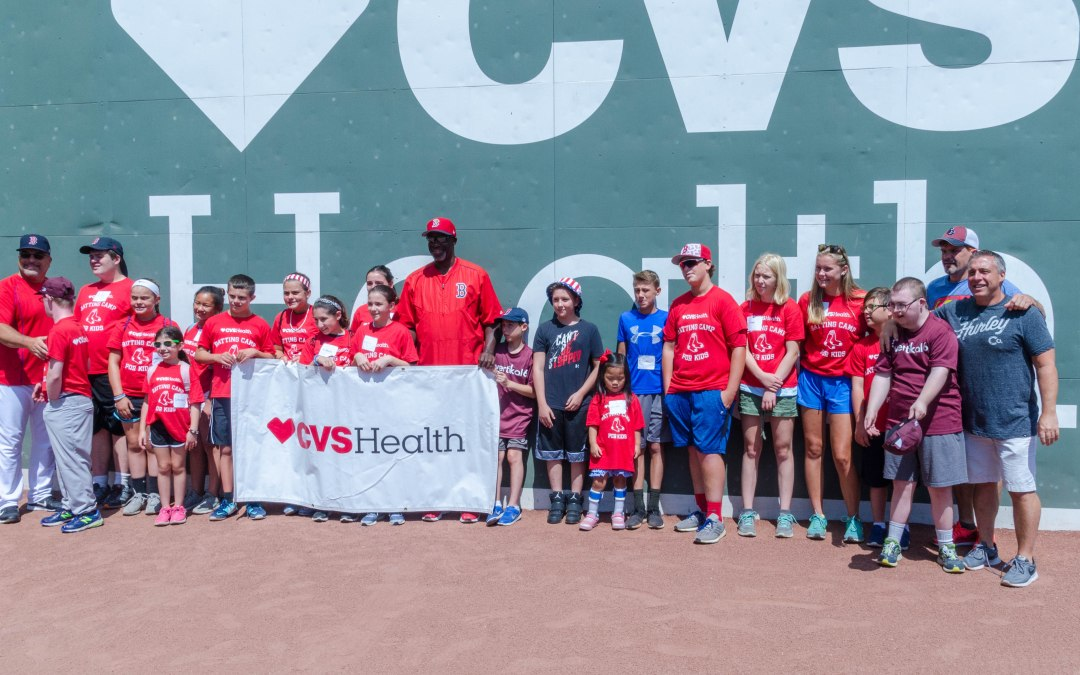 EGLL Challenger Team Takes Field at Fenway